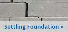 We are The Midlands's leading foundation repair experts